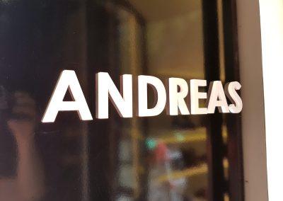 Zapatería Andreas